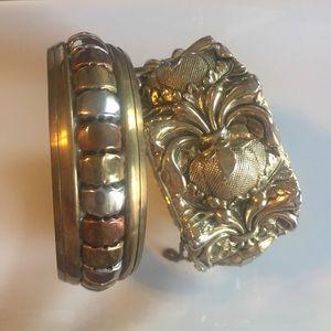 Fabulous Vintage Bracelet Duo